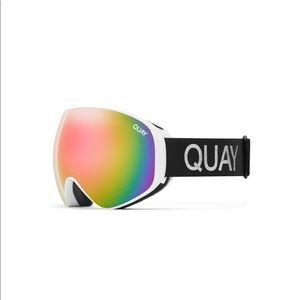 Quay Mogul Ski Goggles